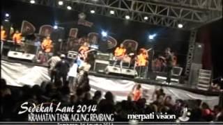 Download Video 12  Andien  New Pallapa  Tasik Agung Rembang  Merpati Vision MP3 3GP MP4