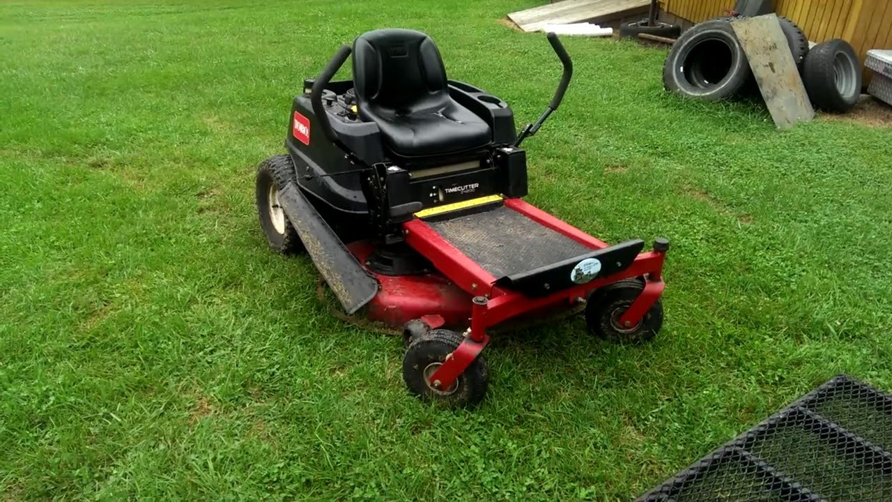 Toro Timecutter Z5000 Reviews
