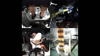 Start Video Onboard highspeed Aufnahme Fahrzeugcrash, MH4 Mehrkopfsystem, Photron Fastcam MH4, 1.000 fps