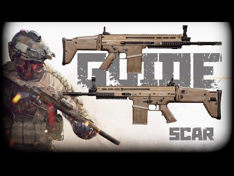 SCAR GUN GUIDE Insurgency Sandstorm  