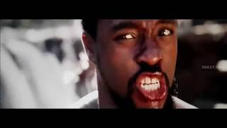 Black Panther vs M'baku First Fight scene - Black Panther 2018