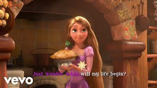 "Mandy Moore - When Will My Life Begin? (From ""Tangled""/Sing-Along)"