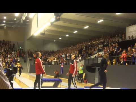 NM TeamGym2013: MEN - Svendborg DEN, Trampet