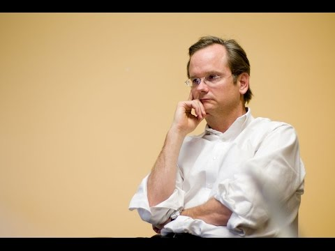 Larry Lessig on the Federal Budget & Freedom of Speech on the Internet (1997)