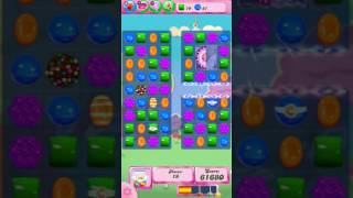 Candy Crush Saga Level 751 - NO BOOSTERS