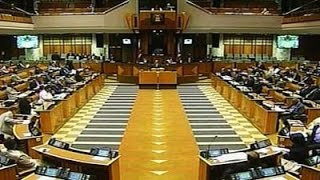 Motion of no confidence in President Jacob Zuma