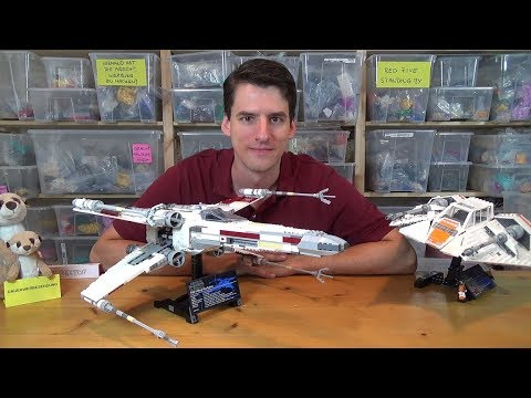 LEGO® Star Wars 10240 - Red Five X-wing Starfighter - UCS