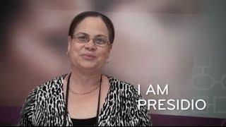 I AM PRESIDIO: Fran Volel-Stech