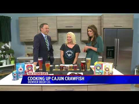 Denver Beer Co's Crawfish Boil