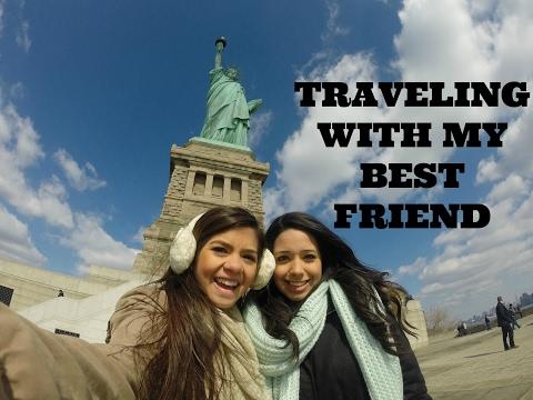 NYC AND BOSTON TRAVEL DIARY!