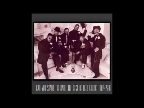 Can You Stand The Rain: The Best of New Edition 1982-2004