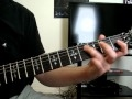 Green day last of the american girls guitar lesson part 1 mp3