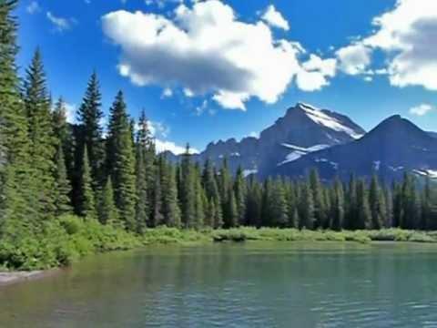 Glacier National Park - Many Glacier boat ride back, Josephine and Swiftcurrent Lake 2011