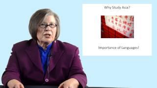 Why Study Asia?  Prof. Teri Yamada, CSU Long Beach