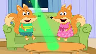 Fox Family and Friends cartoons for kids new season The Fox cartoon full episode #531