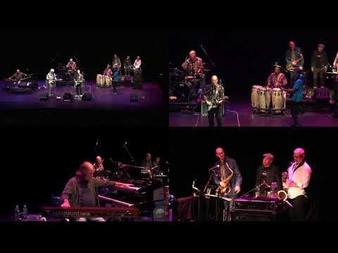 Little Feat - multi cam view - 091017 - The Egg Albany NY
