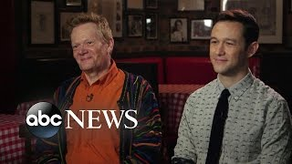 "Joseph Gordon-Levitt Talks ""The Walk"""