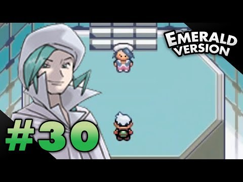 Let's Play Pokemon: Emerald - Part 30 - Champion Wallace