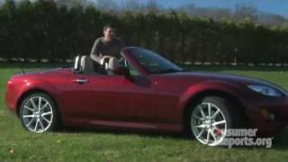 Mazda MX-5 Miata Review | Consumer Reports