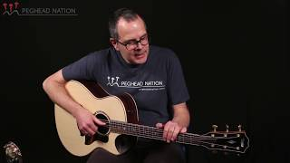Taylor Builder's Edition 816ce Demo from Peghead Nation