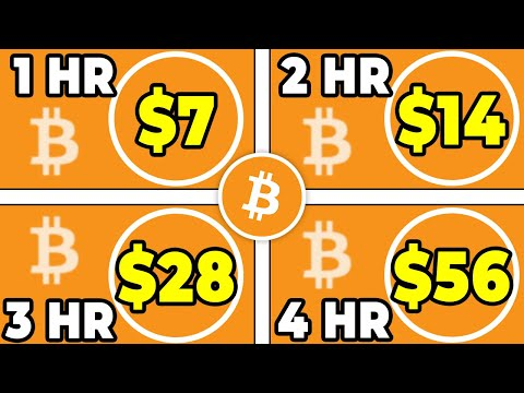 How To Make $7344 BITCOIN Automatic Per Day FREE 2021 | Payment Proof