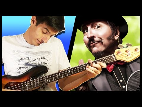 Download Youtube: Primus Bass Medley