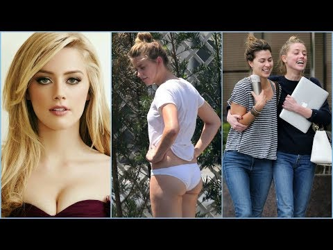 Amber Heard - Rare Photos | Lifestyle | Childhood | Family | Friends
