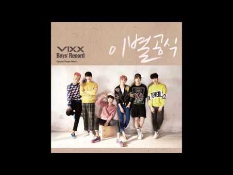 [OFFICIAL AUDIO] VIXX - Love Equation