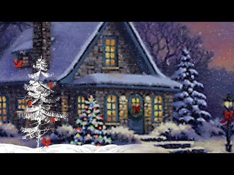 """Christmas Peaceful Music, Christmas Traditional Music """"Trees of Light"""" by Tim Janis"""