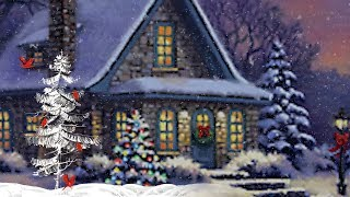 Christmas Peaceful Music, Christmas Traditional Music 'Trees of Light' by Tim Janis