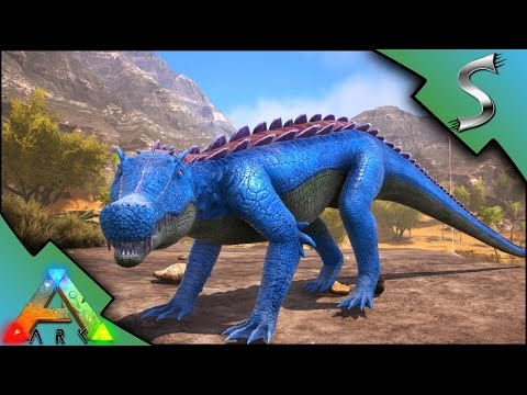 ULTIMATE MUTATED KAPROSUCHUS! BREEDING FOR MUTATIONS! - Ark: Scorched Earth [Gameplay S2E10]