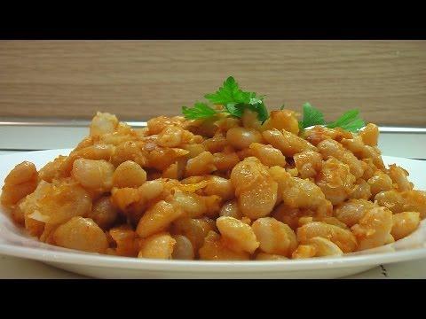 Фасоль - 318 рецептов приготовления пошагово -