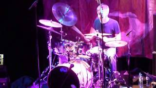 BANNED FROM UTOPIA - City Of Tiny Lites / Drumsolo Chad Wackerman - Boerderij Zoetermeer 03-26 2014