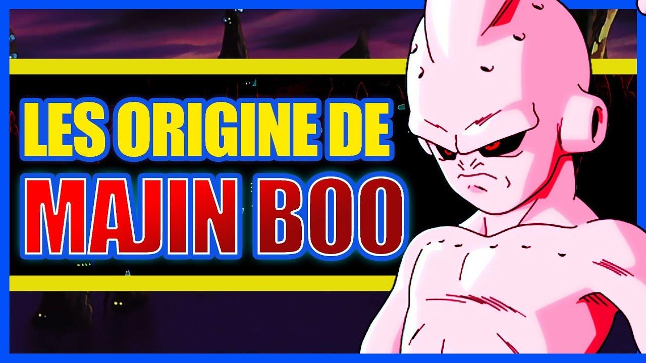 LES ORIGINES DE MAJIN BOO (MAJIN BUU) - DBTIMES #18