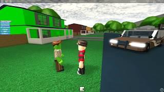 Roblox - O POLICIAL ME MATOU !!! (The Policeman Killed Me)