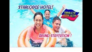 STARLODGE HOTEL BRUNEI | STAYCATION!