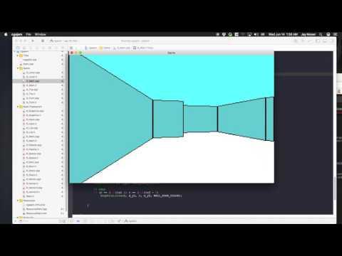 3D Software Renderer Test 2