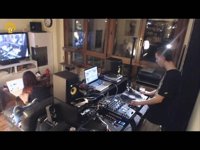 JAIRO BELTRAMI @ Monika Osmo Live at OsmoStudio