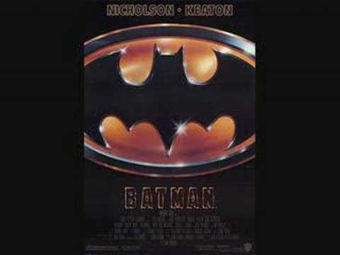 Batman 1989 Theme  Danny Elfman