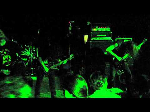 Incantation - Rotting Spiritual Embodiment + Merciless Tyranny (Vigo, 23/01/2010, Bar de Juan)