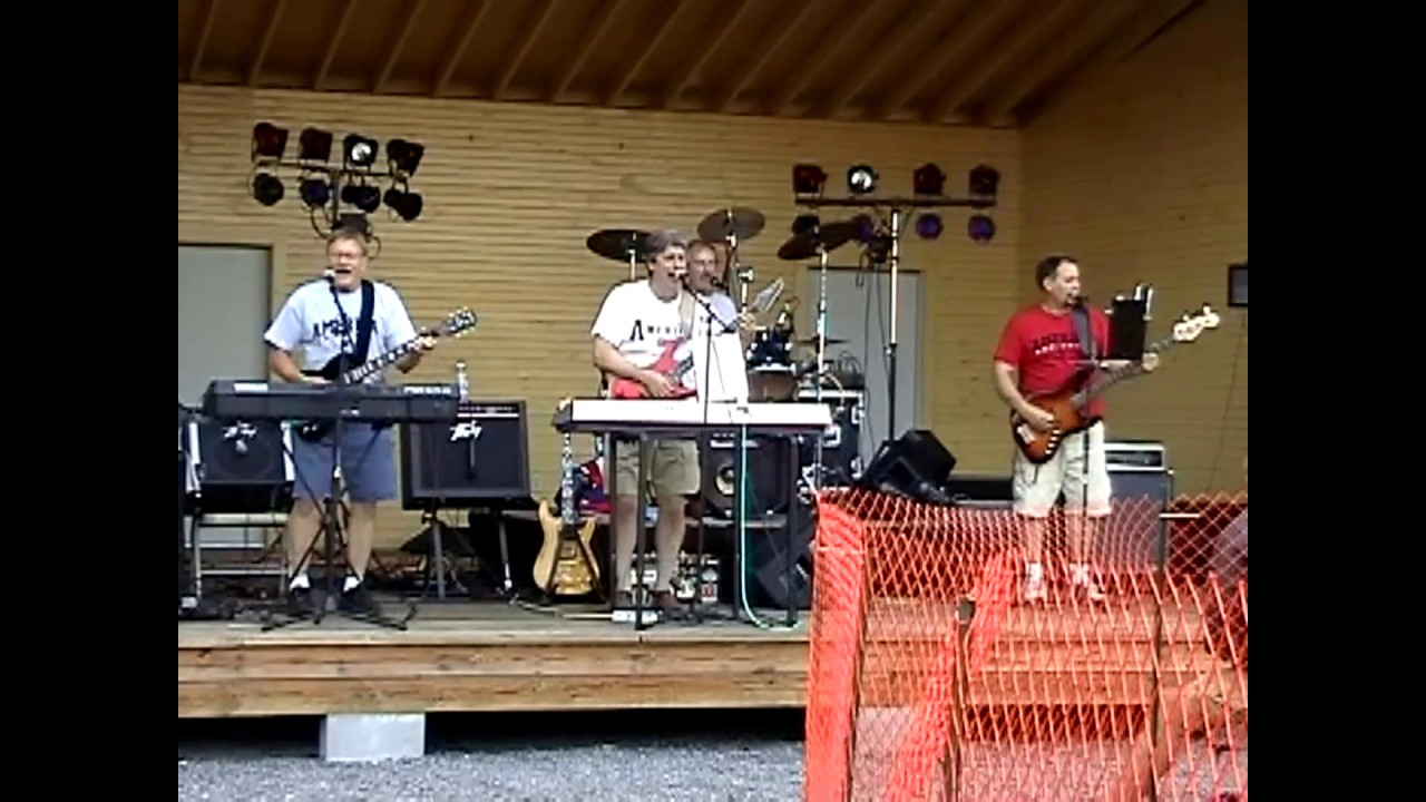 Four Fathers in Rouses Point part one  7-2-11