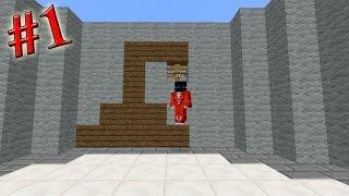 Повесь Стиса в Minecraft №1