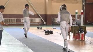 Всеукраинский турнир по фехтованию на рапирах памяти Э. Прокофьева 2016