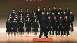 宇和島市立城南中学校2012/11/02