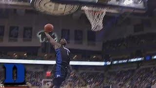Duke's Zion Williamson Cleared For Takeoff