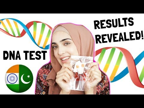 My DNA Test Results Revealed! I'm INDIAN? ~ Immy