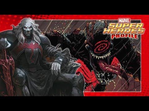 [SHP] 101 ประวัติ Knull เทพผู้ให้กำเนิด Venom !!