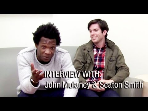 Lantern TV Extended Interview: John Mulaney and Seaton Smith