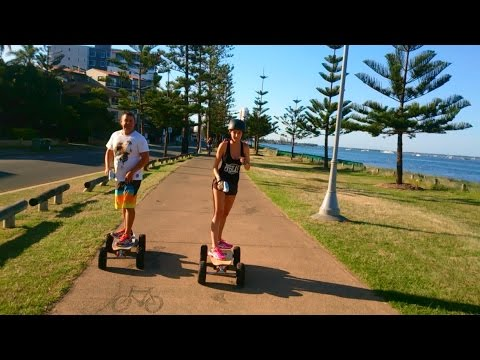 Epic Electric Skateboards At Gold Coast
