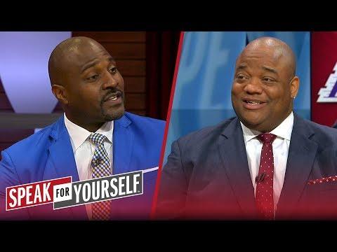 Whitlock & Wiley discuss if Luke Walton is in danger of losing his job | NBA | SPEAK FOR YOURSELF